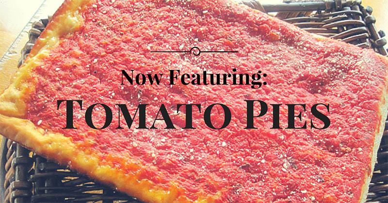 Daily Slice – Conshohocken Bakery – Tomato Pie